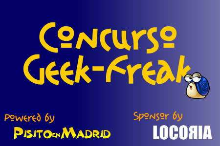 concurso geek freak