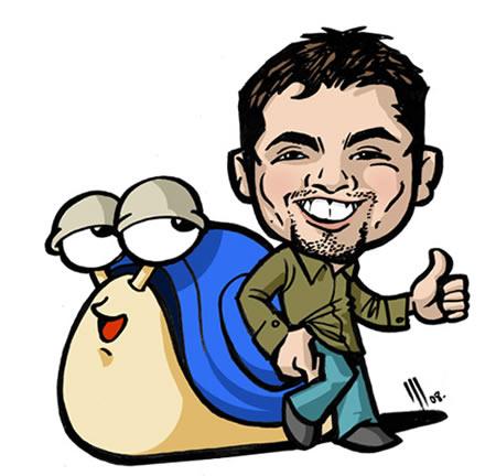 caricatura pisitoenmadrid