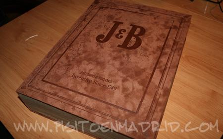 pack J&B