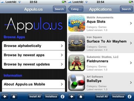AppShare, el AppStore libre