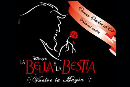La bella y la bestia (musical)
