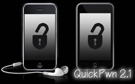 Tutorial: jailbreak iPhone 3G 2.1