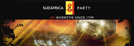 VIB: Concurso J&B Sudáfrica