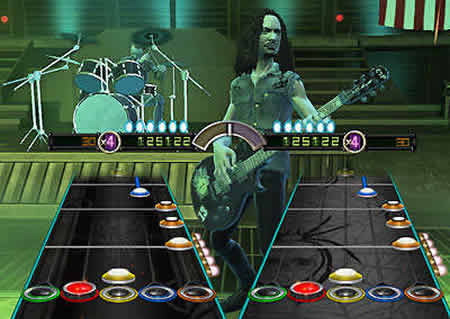 Lista de canciones del Guitar Hero Metallica