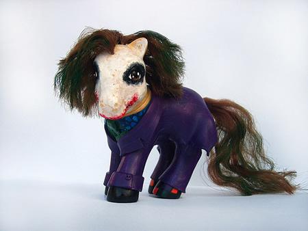 Mi pequeño Pony y los superhéroes