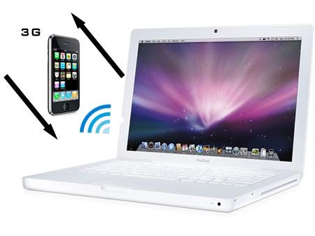 Tutorial: utiliza tu iPhone 3G como un modem