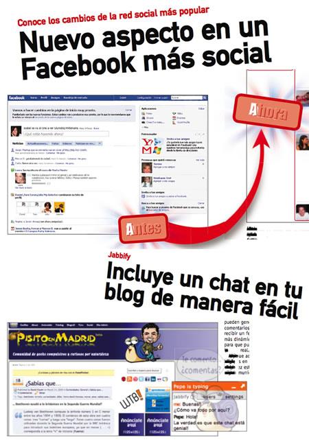 Nuevo Facebook y Jabbify (Personal Computer)