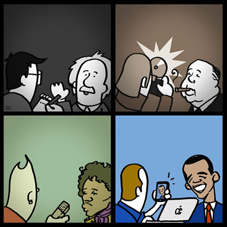 WTBComic: La evolución de los medios