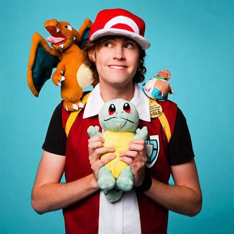 Las Mejores Cosplayers de Pokemon