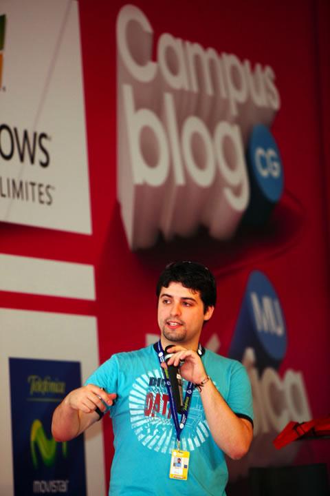CampusBlog: Taller de iniciación a los blogs