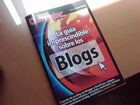 Guía imprescindible sobre los blogs (Personal Computer)