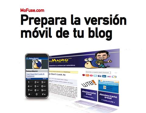 Prepara la versión móvil de tu blog (Personal Computer)