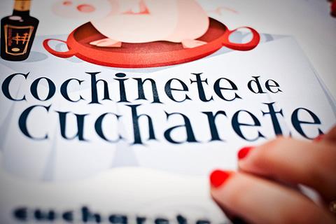 Review del Cochinete de Cucharete