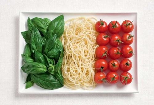 food-flag
