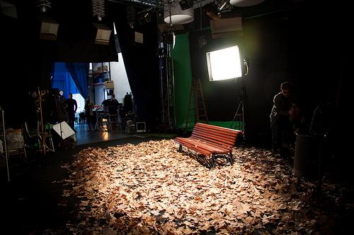 Escenario para sesion de fotos 2
