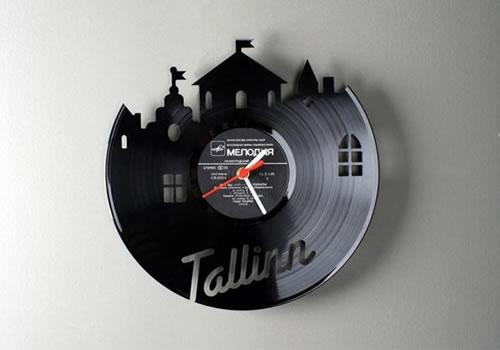 reloj-vinilo