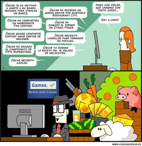 Juegos de Facebook (Coomic)