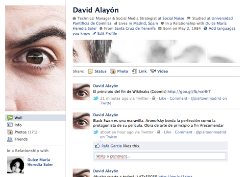 Tutorial: personaliza tu perfil de Facebook (collage)
