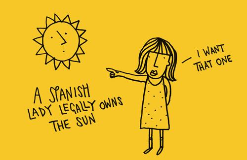 spanish-woman-sun