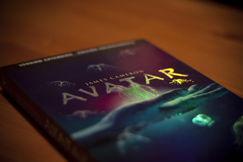Sorteo: Avatar DVD (edición coleccionista)
