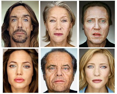 Martin Schoeller, retratos idénticos