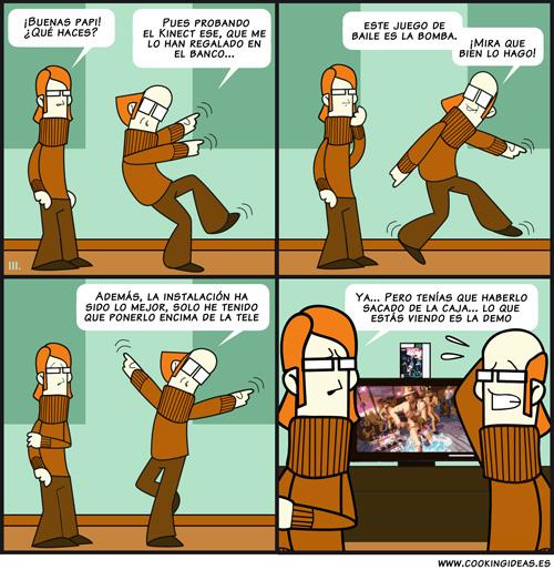 Kinecting (Coomic)