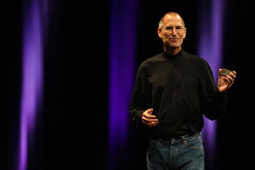 Steve Jobs y cómo hablar en público