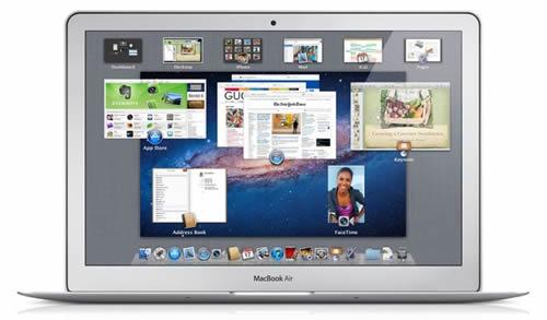OS X Lion: SMB y DLNA