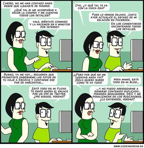 Las madres odian Internet (Coomic)