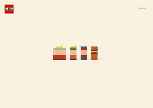 LEGO, el poder de la imaginación
