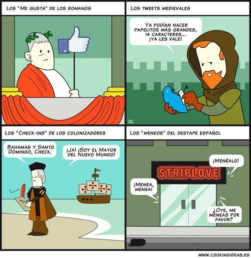 Historia de los términos de la Red (Coomic)