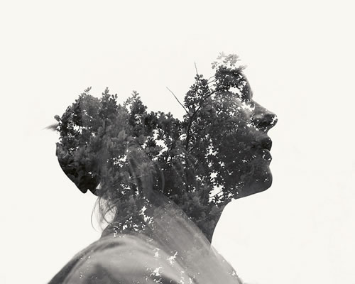 Multiple Exposure Portraits