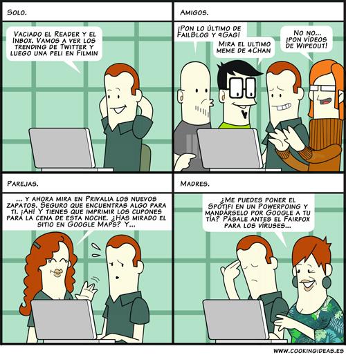 Internet en compañía (Coomic)