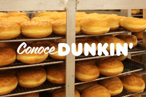 Visita a la fábrica de Dunkin' Coffee #conoceDunkin