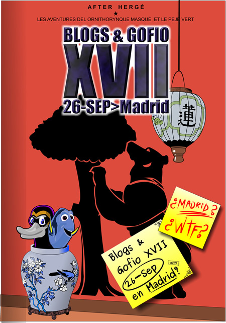 Blogs & Gofio XVII