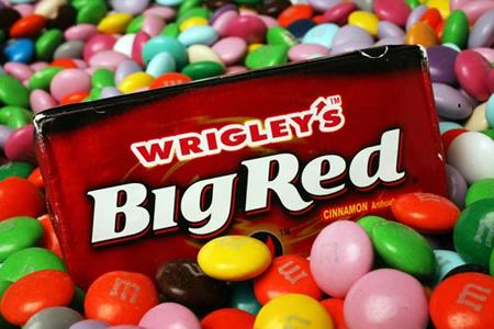 Big Red, recuerdo de canela