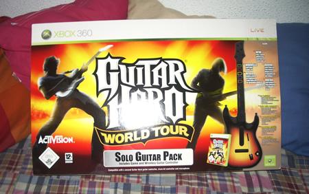 Review: Guitar Hero IV World Tour
