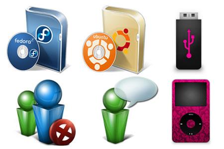 Recopilación de iconos gratis II