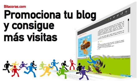 Promociona tu blog y consigue más visitas (Personal Computer)