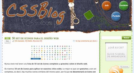 CSSBlog, recursos y tutoriales de CSS