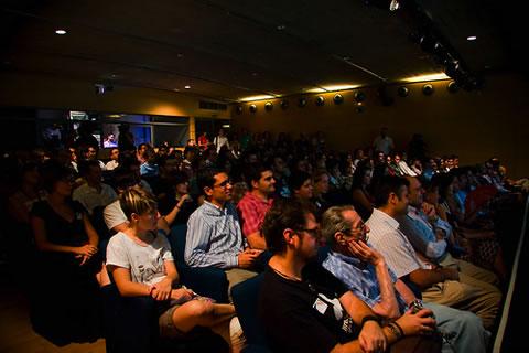 Presentación de los Premios Bitacoras.com 2009