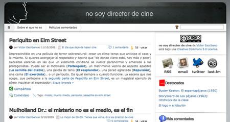 Blogs: No soy director de cine