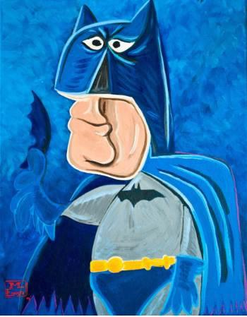 picasso-superheroes