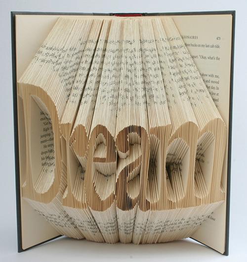 Isaac Salazar, arte con libros