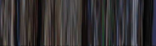 Películas como códigos de barras