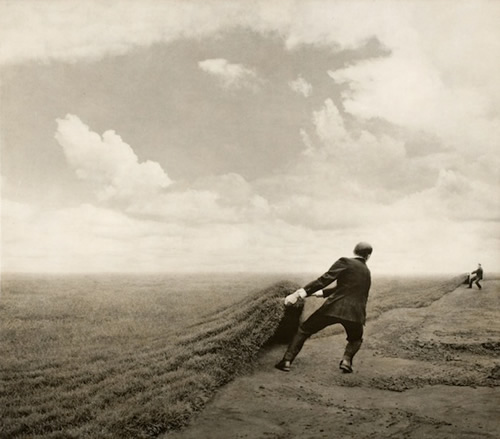 ParkeHarrison, fotografía surrealista