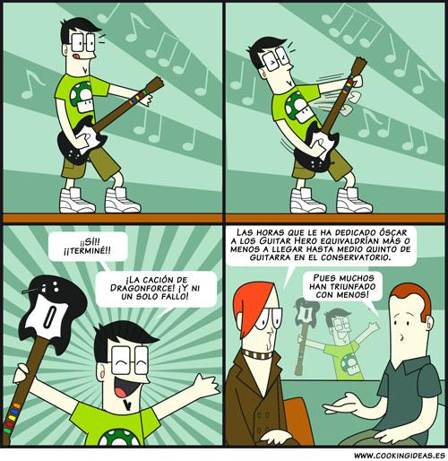 The Guitar Hero Experience (Coomic)