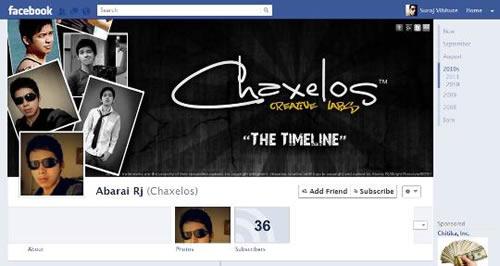 Jugando con los perfiles de Facebook Timeline (recopilación)