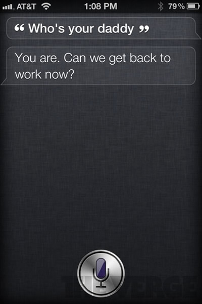 Siri, el asistente de voz de Apple que tiene todas las respuestas