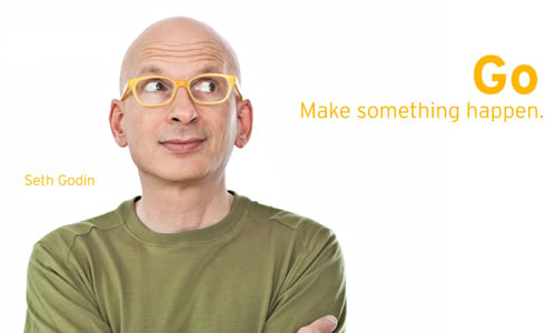 Seth Godin, las vacas violetas y el Otaku (TED)